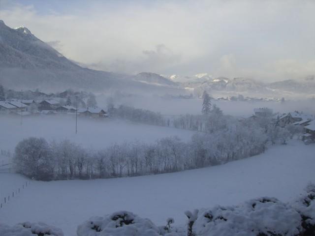 Wintertag in Inzell  Ferienwohnung Inzell-Gräbeldinger